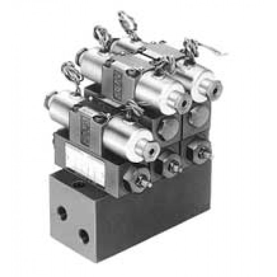 Клапаны модульного исполнения Yuken