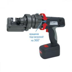 Арматурный резак Ikura Tools IS-SC16L с аккумуляторным приводом