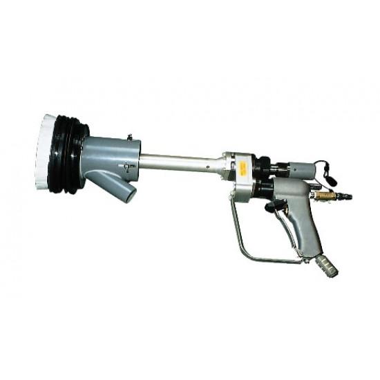 Ротационный высокоскоростной вакуумный водоструйный распылитель (пистолет)