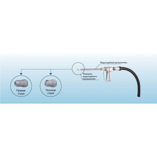 Форсунки водоструйного распылителя (пистолета)
