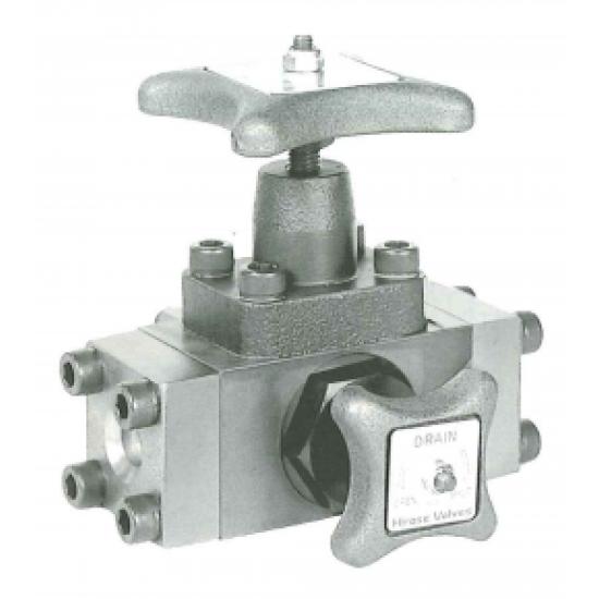 Клапан аккумулятора HIROSE VALVES модели HF-ACC-32x10-50-23