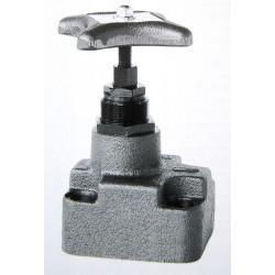Клапан запорный HIROSE VALVES моделей HF и HG