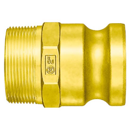 БРС Lever Lock Cupla штекер LF-20TPM BR