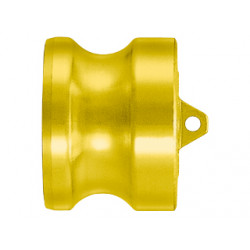БРС Lever Lock Cupla plug (cap for socket) L- 6SD BR