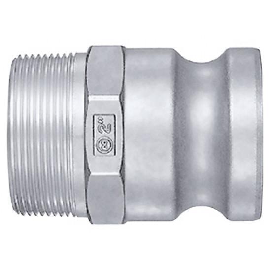 БРС Lever Lock Cupla штекер LF-12TPM AL