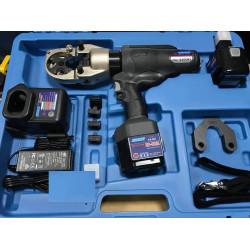 Опрессовщик гидравлический с аккумуляторным приводом (с комплектом матриц) IZUMI REC-6200MX