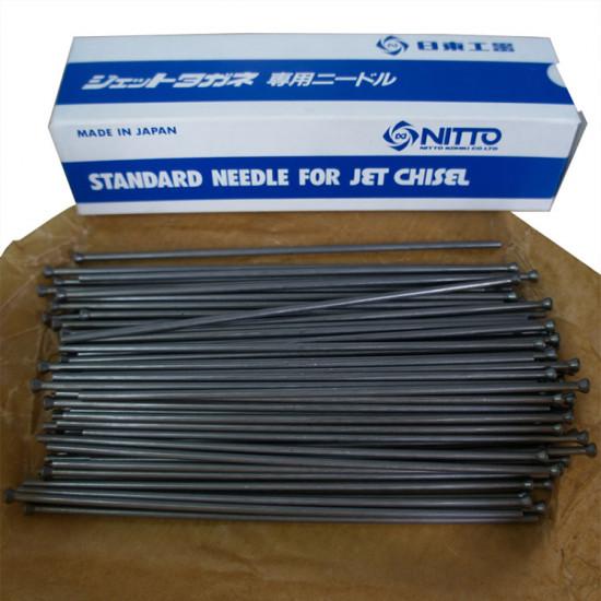 Иглы для зачистных молотков 3 мм х 180 мм - 100 шт