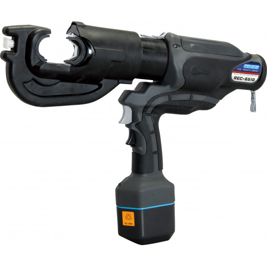 Опрессовщик гидравлический с аккумуляторным приводом IZUMI REC-6510