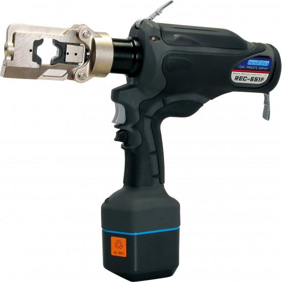 Опрессовщик гидравлический с аккумуляторным приводом IZUMI REC-651F