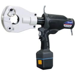 Опрессовщик гидравлический с аккумуляторным приводом IZUMI REC-6750