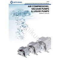 Поршневые компрессоры и вакуумные насосы MEDO (English, каталог)