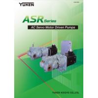 Каталог Сервопривод Yuken серии ASR (English)