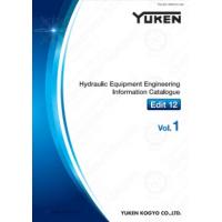Инженерный каталог по гидравлическому оборудованию Yuken. Часть 1 - Поршневые гидравлические насосы (English)