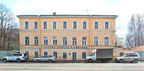 Санкт-Петербург, наб. Обводного канала, д. 64/2, бизнес-центр «Обводный 64»