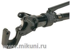 Ручной резак S-550 (вид сбоку - с открытой скобой)
