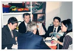 Гидравлика. Энерпром-Микуни на выставке Interdrive 2006. Российско-Японская делегация.