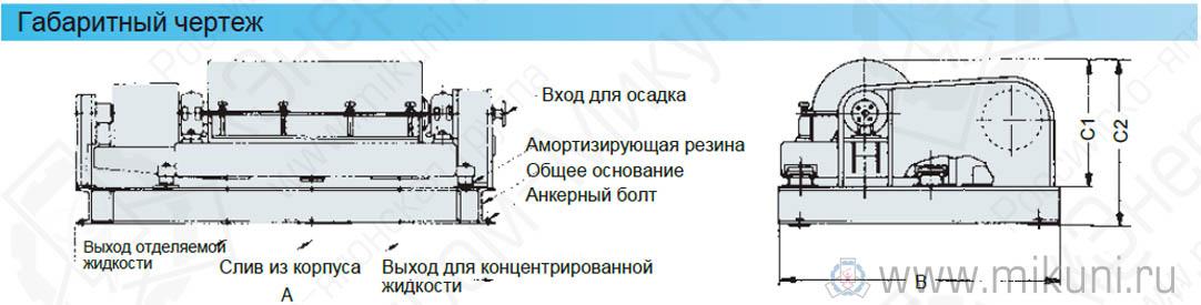 Уплотненная и герметичная установка