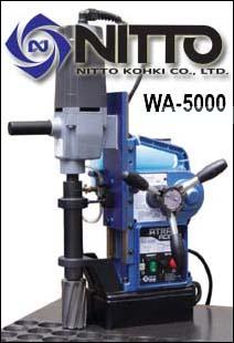 Магнитный сверлильный станок Nitto WA-5000