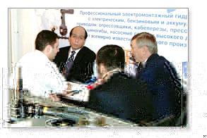 Энерпром-Микуни. Презентация электромонтажного инструмента IZUMI: прессовщики, резаки для кабеля и насосные станции