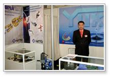 Гидравлика Yuken на выставке Металлургия:Метмаш-2007