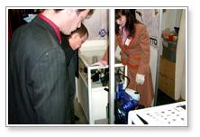 демонстрация работы магнитного сверлильного станка Nitto WA -3500