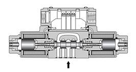 Гидрораспределители DSG-01 серии 70
