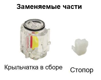 Запасные части индикатора потока FMC Cupla