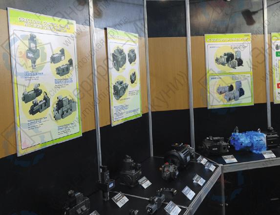 A3HG серия — ASR серия — Гидрораспределители с выключателем контрольного устройства
