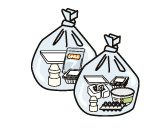 утилизация ПЭТ бутылок, пластика, отходов и др.