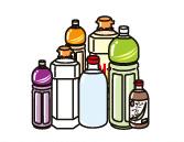 утилизация ПЭТ бутылок при сортировке