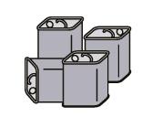 утилизация, уплотнение пустых банок до 10 раз