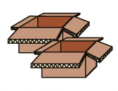 утилизация картона сжатие до 10 раз