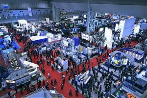 Международная выставка металлообработки и машиностроения в Японии