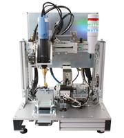 Автоматический сборочный робот работающий в плоскости двух координат XY